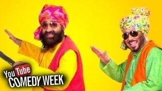 Jaswinder Bhallas Best Comedy Scenes - Chankata 2006 - Comedy Week Special