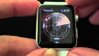 Astronomy on Apple Watch: Using the Luminos app for live sky charts