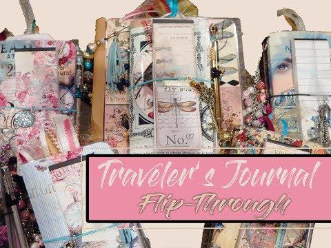 Traveler Journals Preview