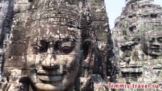 видео Тур в Камбоджу (Ангкор Ват и отдых у моря)