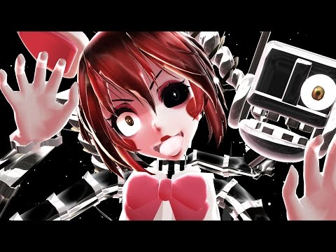 [MMD FNAF] - The Mangle