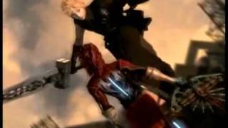 """Final Fantasy 7: Dirge of Cerberus - Assault on Midgar : Gamma Ray """"Fight"""""""