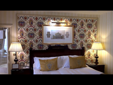 InterContinental Paris - Le Grand, France - Review of King Executive Room 4303