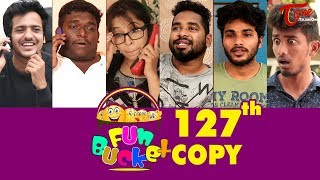 Fun Bucket   127th Episode   Funny Videos   Telugu Comedy Web Series   By Sai Teja - TeluguOne