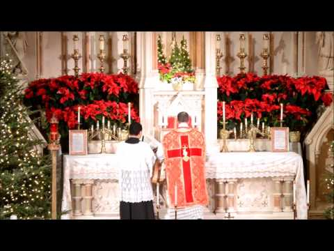 Feast of the Holy Innocents 2016
