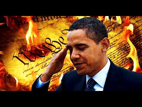 """Obama: """"Americans Must Give up Their Freedom for Security"""" Surrenders America to the U.N"""
