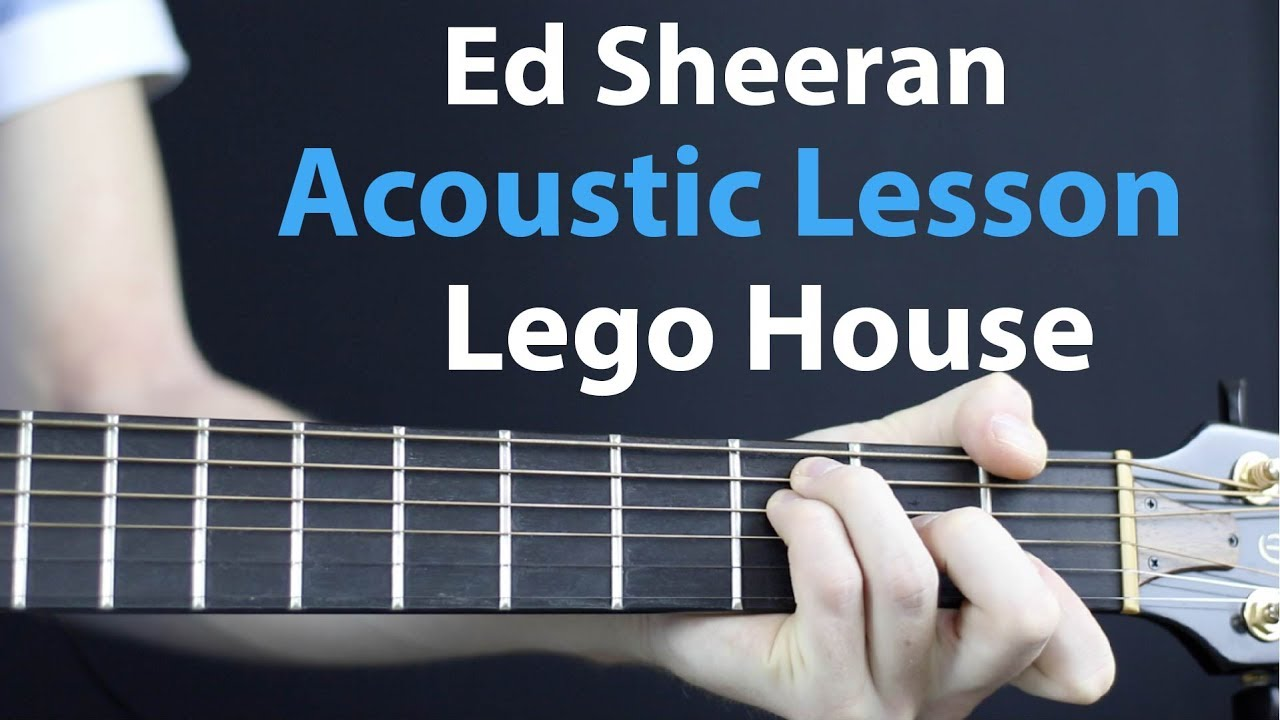 Ed sheeran lego house acoustic guitar lesson youtube ed sheeran lego house acoustic guitar lesson hexwebz Gallery