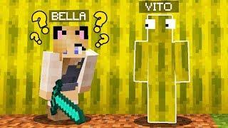 ARBUZ TROLL?! - ZABAWA W CHOWANEGO W MINECRAFT (Hide and Seek) | Vito vs Bella