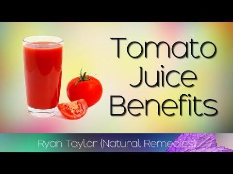 Tomato Juice: Benefits