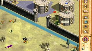 Heroes of Might & Magic IV - Peasant VS Megadragon