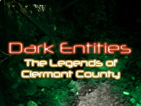 Interface Death - Dark Entities, Legends of Clermont County