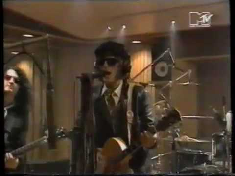 Izzy Stradlin – rehearsal in Chicago 3-6-1992 (Headbangers Ball / MTV)