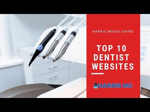 8 Amazing Dental Websites | WordPress Templates For 2019