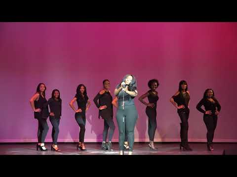 2018 Miss Black and Gold Scholarship Pageant: Xi Omicron Chapter (University of Delaware)