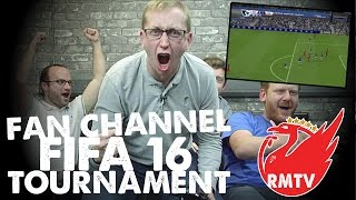 Redmen TV Take On The World! | Fan Channel FIFA 16 Tournament