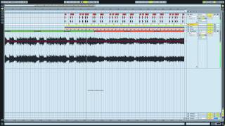 Skrillex drums - Nero Promises (Skrillex remix)