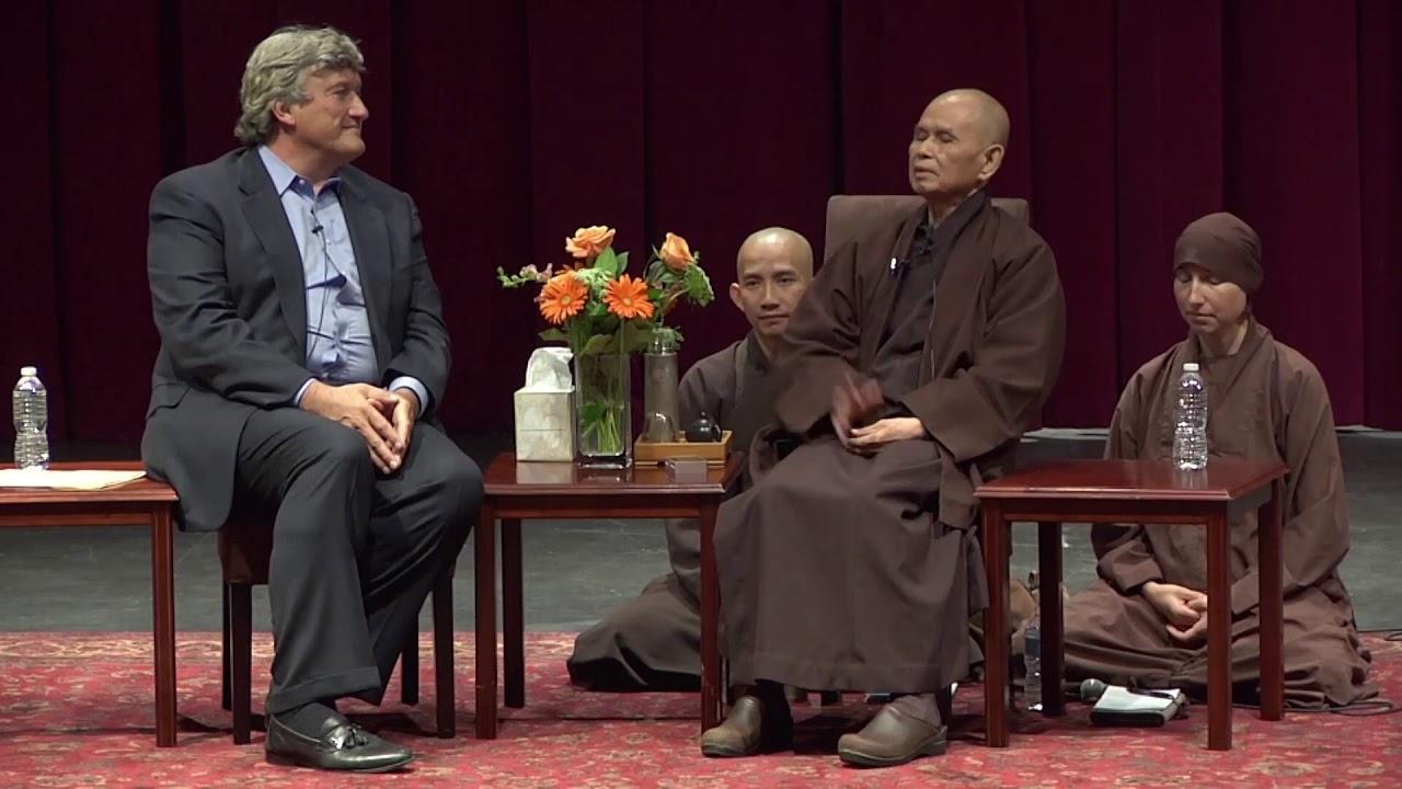 Bài Giảng Thiền Sư Thích Nhất Hạnh Tại Đại Học Stanford , Mỹ  – Đạo Phật Việt Nam