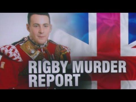 British soldier murder report released