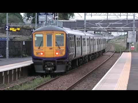 Blackrod Station, Nr Wigan 20-07-19
