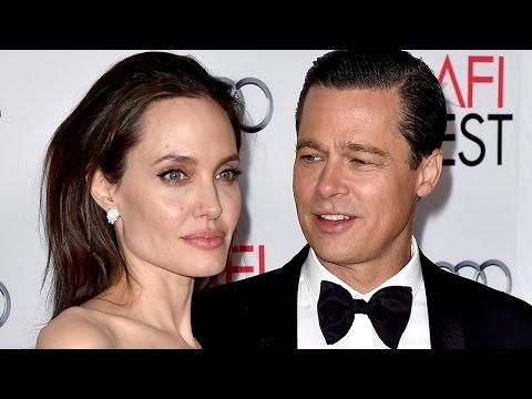 Angelina Jolie Agrees to Close Custody Case With Brad Pitt