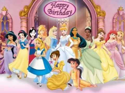 Image result for princesses birthdays