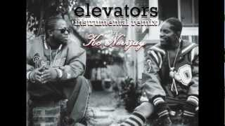 Outkast-Elevators (Me & You) (Instrumental Remix by Kc Nevijay)