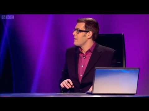 BBC Pointless - Richard explains he likes Mitchell & Webb