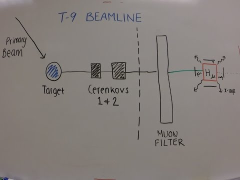 Muonic Hydrogen Proposal Grosse Pointe South Particle Physics Club CERN Beamline Competition