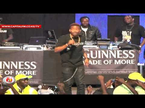 Konshens LIVE in Kenya- Part 3