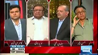 Hassan Nissar On Molives Who Made Pakistan Hell and On Movie Innocence of Islam