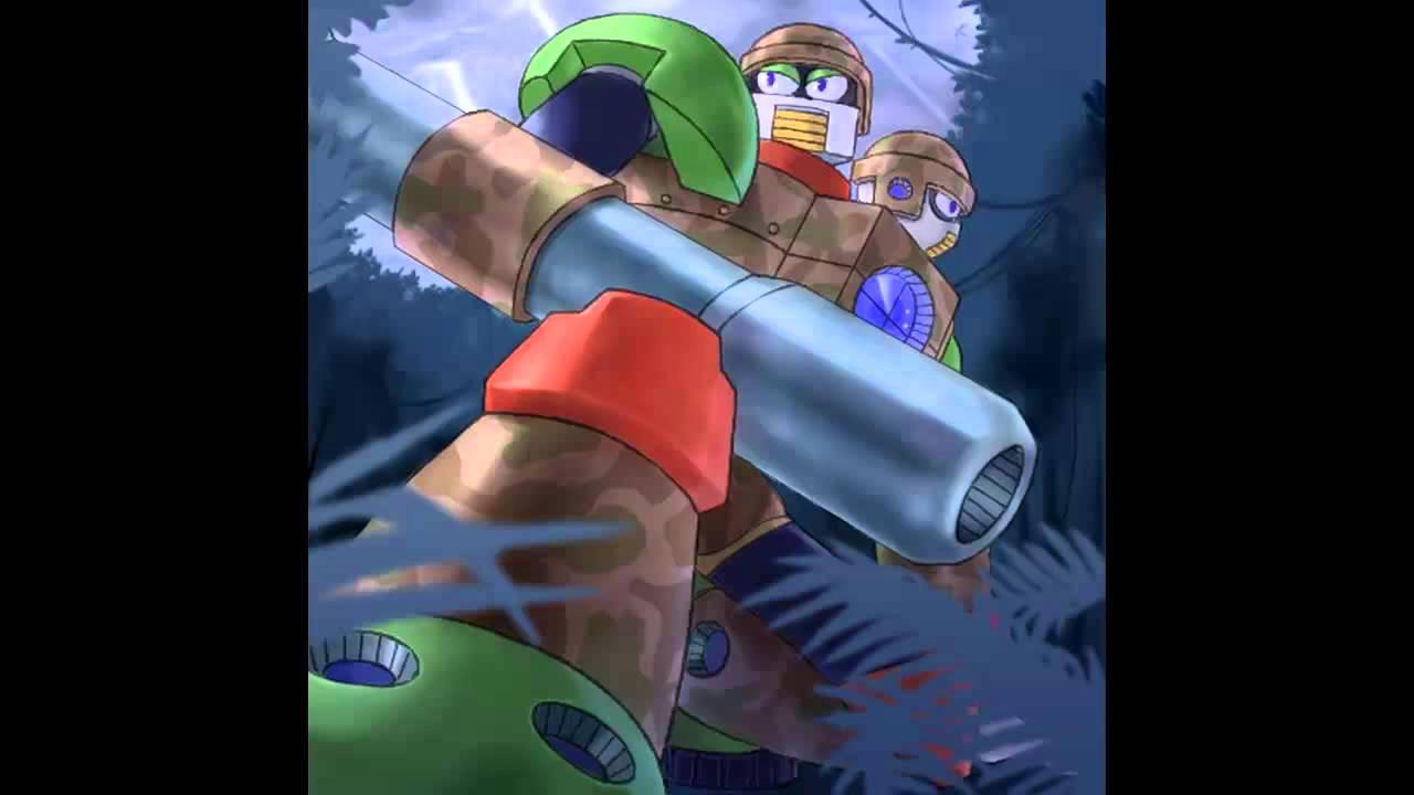 Mega Man 8 Sega Saturn Direct Rip - Search Man Theme - 10 ...