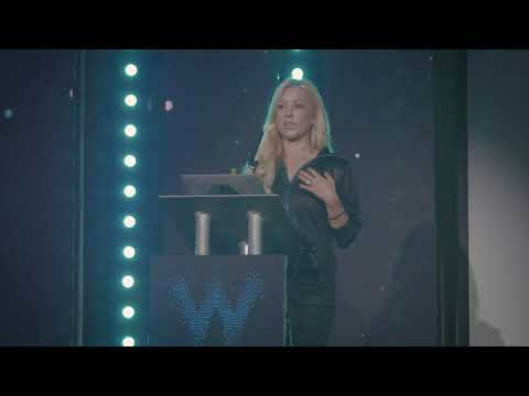 Crystal Rose - Sensay - World Blockchain Forum