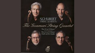 String Quartet No. 14 in D Minor, D.810, Death and the Maiden: I. Allegro