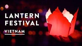 HOI AN LANTERN FESTIVAL & CENTRAL MARKET | Vietnam Travel Vlog 060, 2017