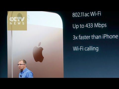 Apple Inc. unveils new 4-inch smartphone iPhone SE