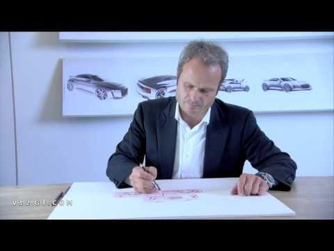 Audi Quattro Concept - Design