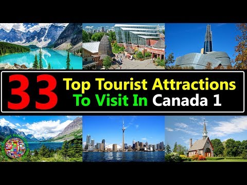 33 Top Tourist Attractions Places To Visit In Canada 1 | Best Tourist Destinations To Travel