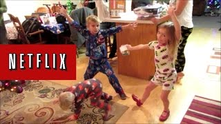NETFLIX DANCE - MERRY CHRISTMAS EVE!