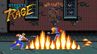 Streets Of Rage #2