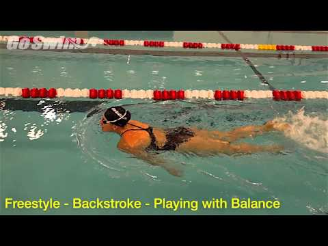 Freestyle & Backstroke - Playing with Balance