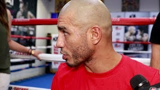 MIGUEL COTTO ON NOT FIGHTING JUAN MANUEL MARQUEZ DUE TO RETIREMENT