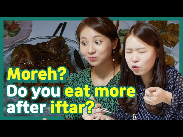 Orang Korea menyambut Ramadhan dengan sahabat Malaysia [EP.1 Blimey Rayadhan House]
