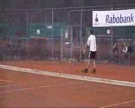 Tennisclinic Paul Haarhuis