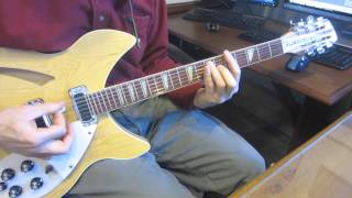 Beatles - Any Time At All Lead Guitar Secrets