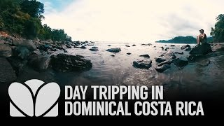360 | Day Tripping in Dominical, Costa Rica thumbnail