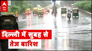 Ground report from different parts of Delhi-NCR | Weather Update