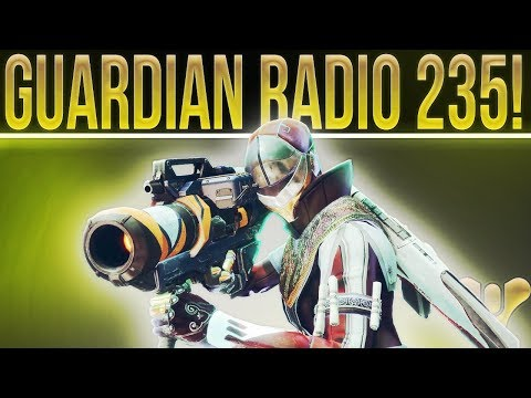 Guardian Radio Ep. 235. Destiny 2 News, 2018 Changes, The Dawning, Events, Your Emails & More!