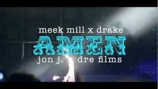 "Meek Mill x Drake - ""Amen"" (Live from Club Paradise Tour)"