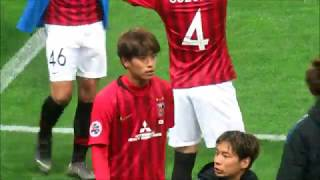 わずか10分の途中出場で魅了・ドリブラー汰木康也選手のプレー ACL浦和...