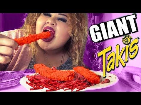 DIY GIANT TAKIS